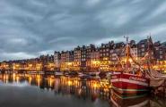 HONFLEUR vieux port