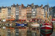 Honfleur le vieux port