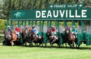 DEAUVILLE courses de chevaux