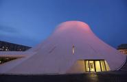 Le Volcan Niemeyer UNESCO
