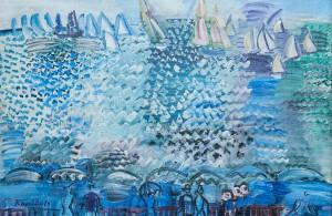 Le MuMa face à la mer au Havre